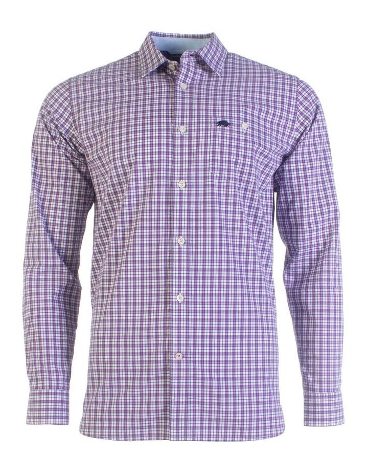 Long Sleeve Multi Gingham Check Shirt image 3