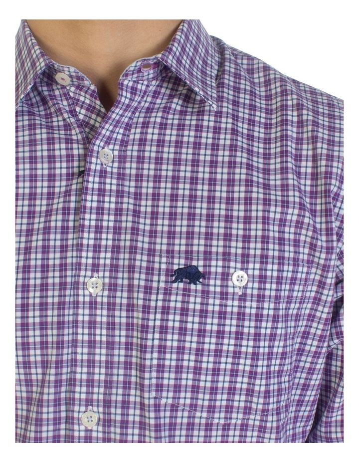 Long Sleeve Multi Gingham Check Shirt image 4
