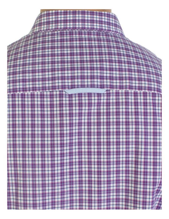 Long Sleeve Multi Gingham Check Shirt image 5