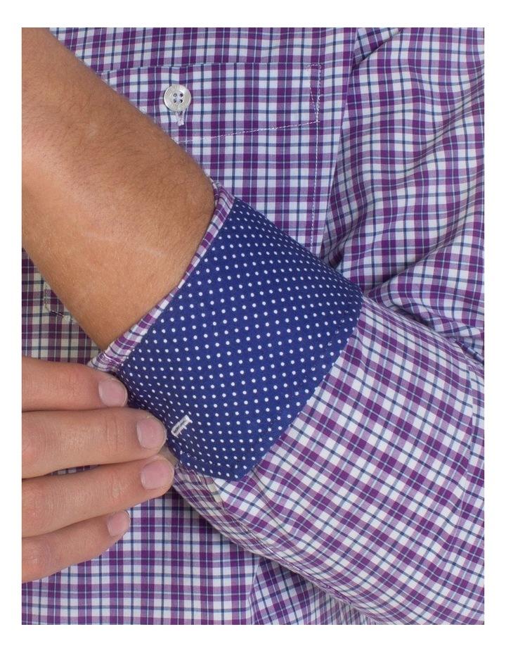 Long Sleeve Multi Gingham Check Shirt image 7