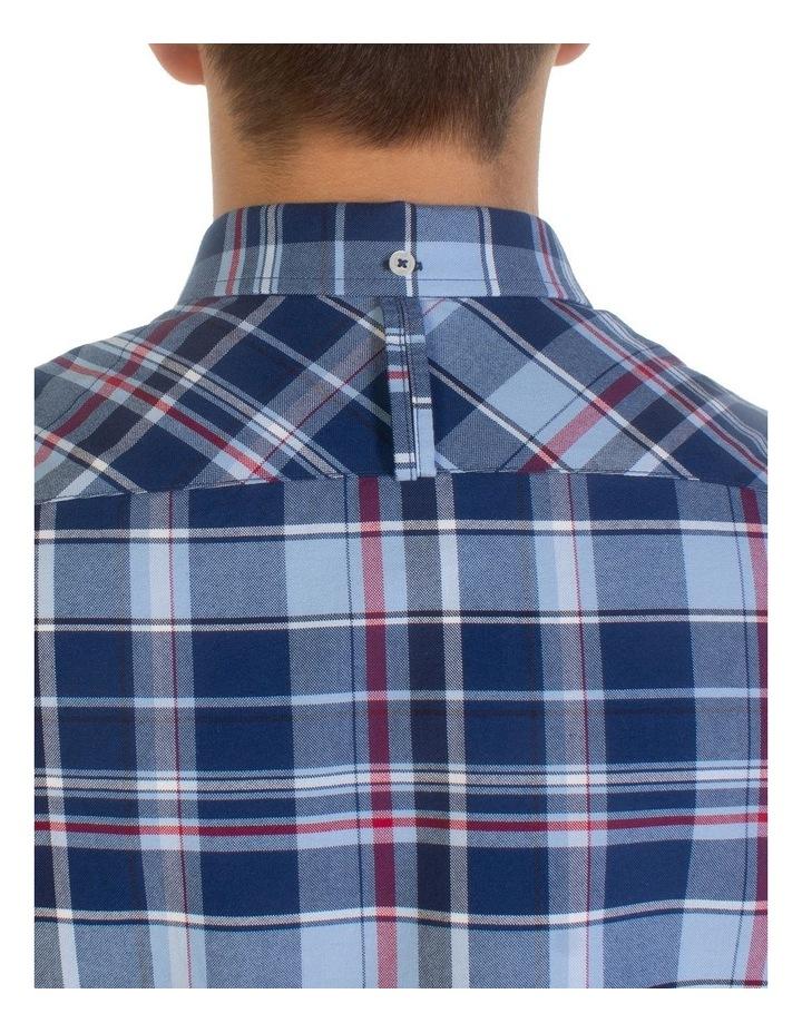 Oxford Check Long Sleeve Shirt image 5