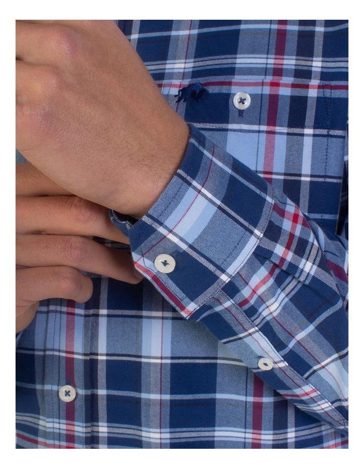 Oxford Check Long Sleeve Shirt image 6