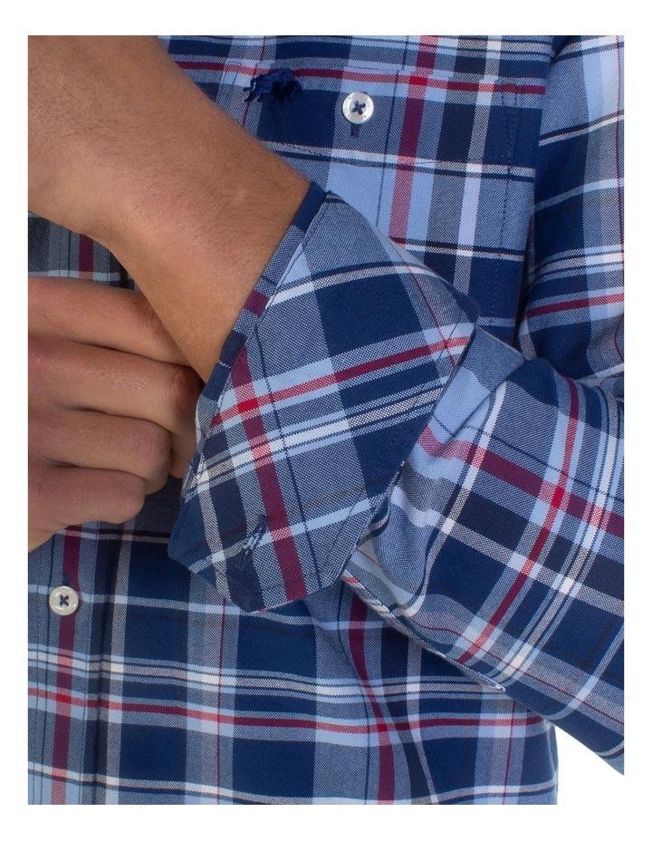 Oxford Check Long Sleeve Shirt image 7