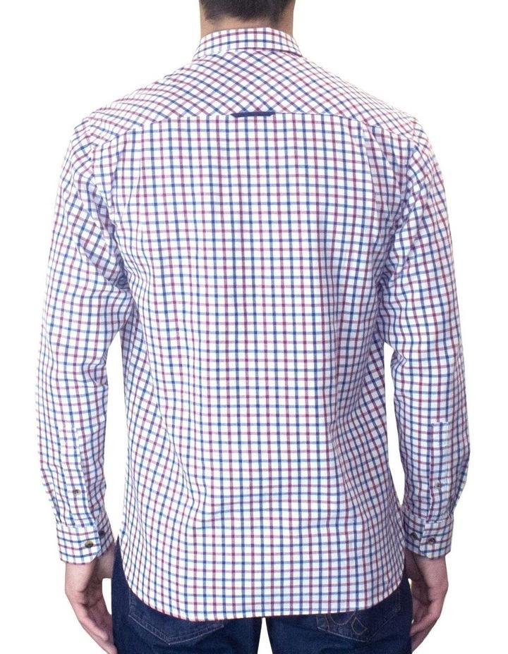 Twill Check Long Sleeve Shirt image 2