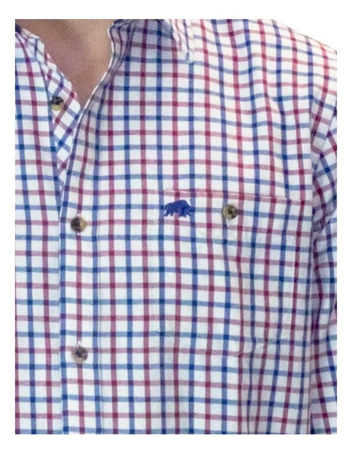 Twill Check Long Sleeve Shirt image 4