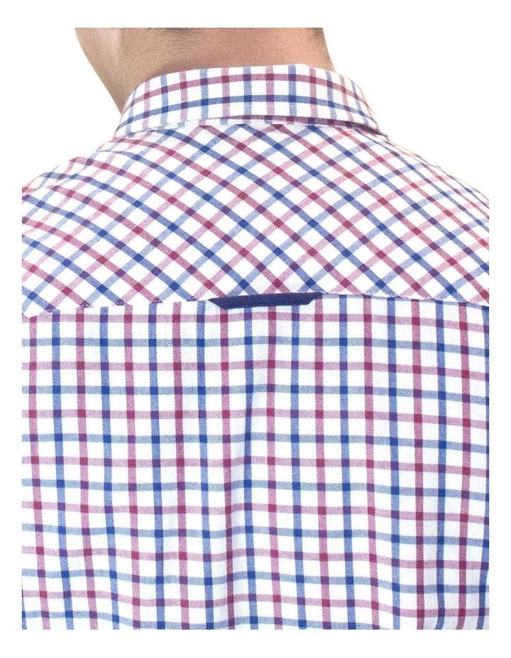 Twill Check Long Sleeve Shirt image 6