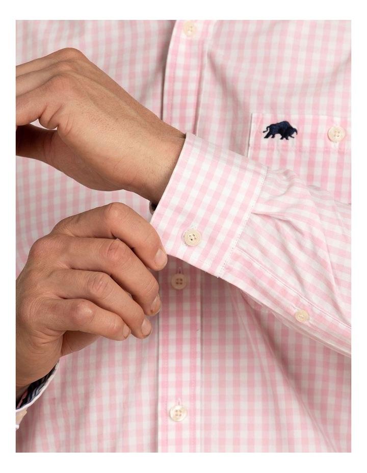 Signature Gingham Long Sleeve Shirt image 4