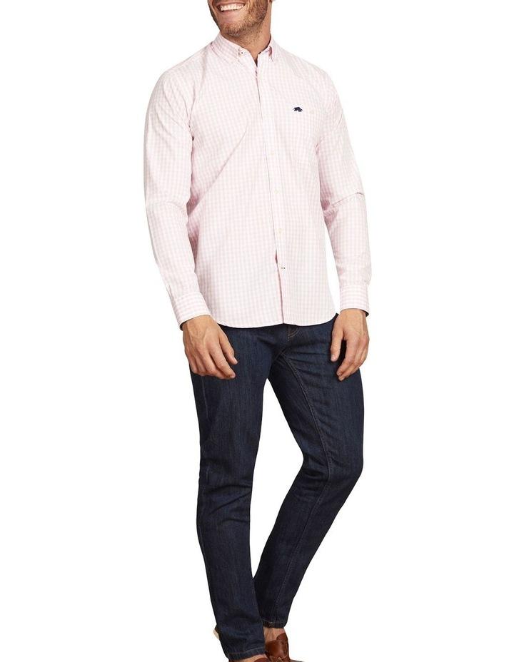 Signature Gingham Long Sleeve Shirt image 5