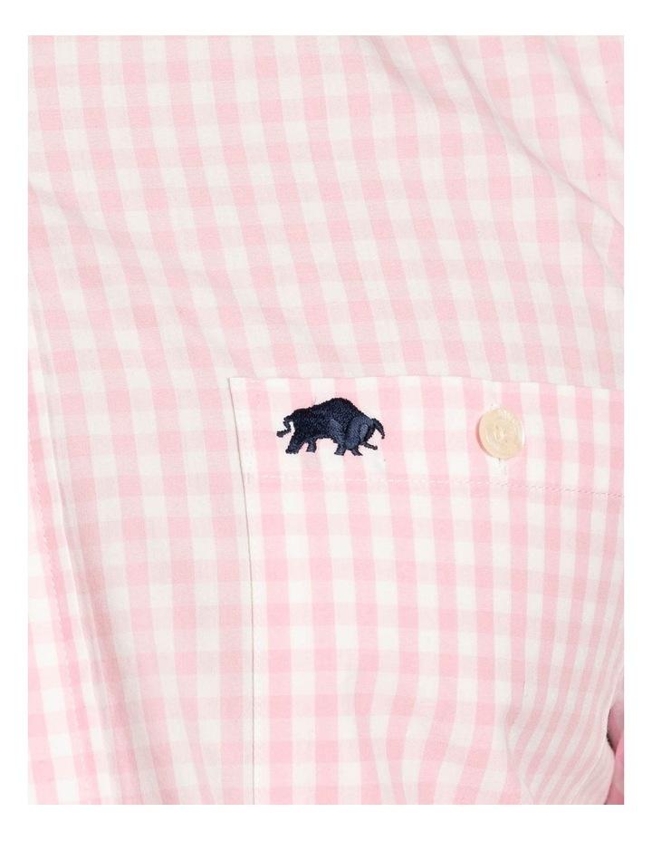 Signature Gingham Long Sleeve Shirt image 6