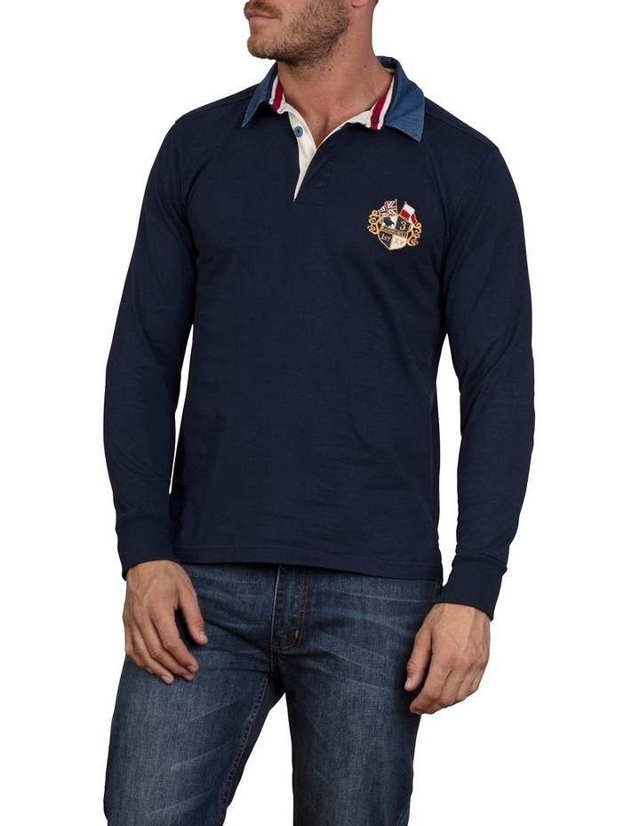 Long Sleeve Heritage Rugby image 1