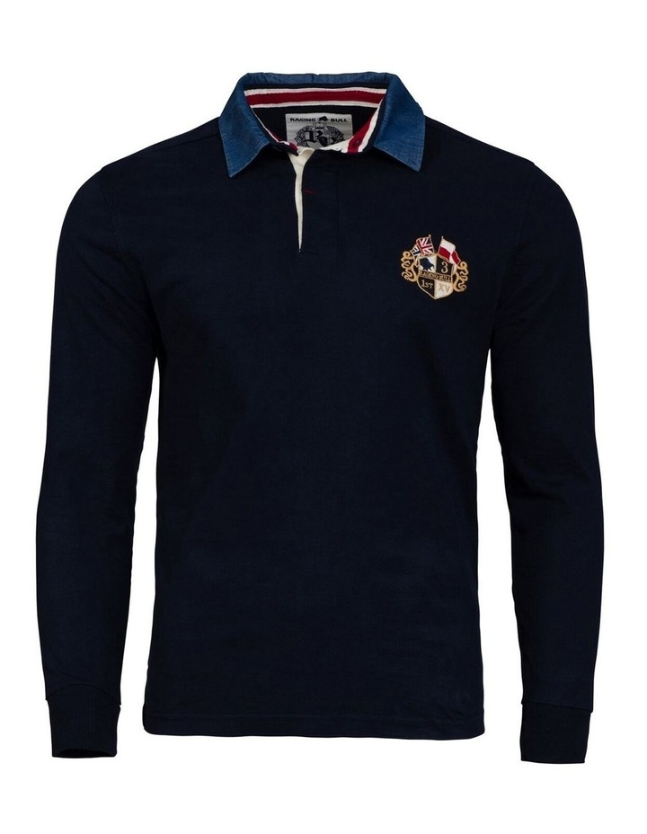 Long Sleeve Heritage Rugby image 2
