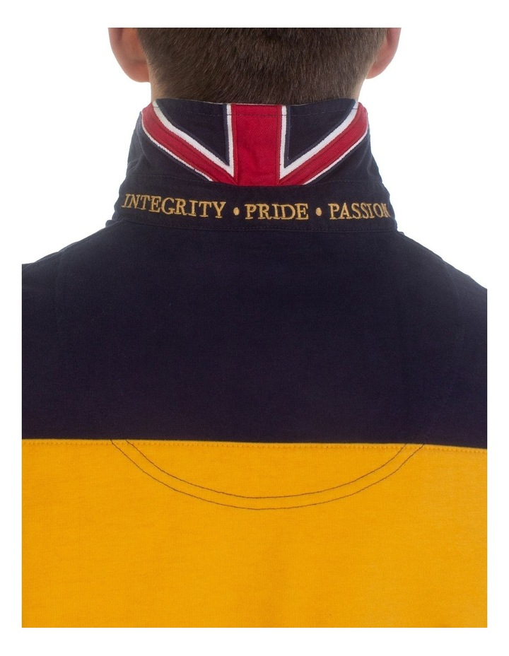 Long Sleeve Hooped Rugby image 5