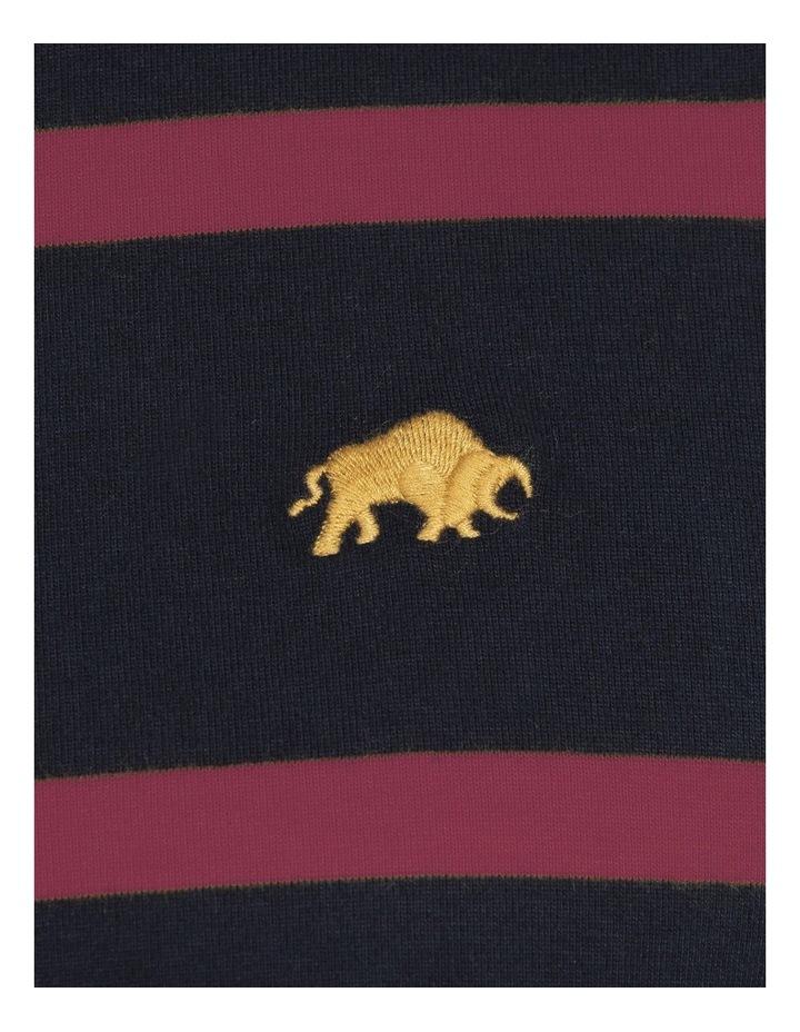 Long Sleeve Stripe Rugby image 4