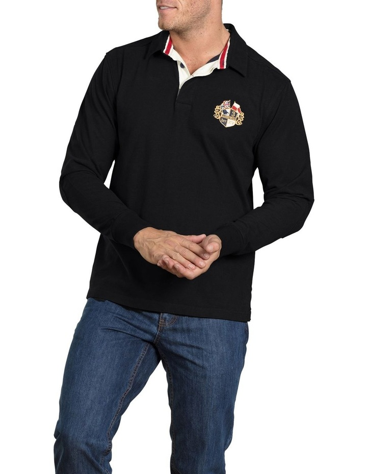Long Sleeve Signature Rugby image 1