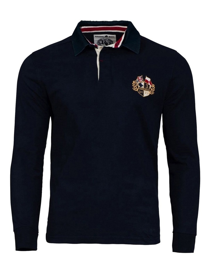 Long Sleeve Signature Rugby image 3