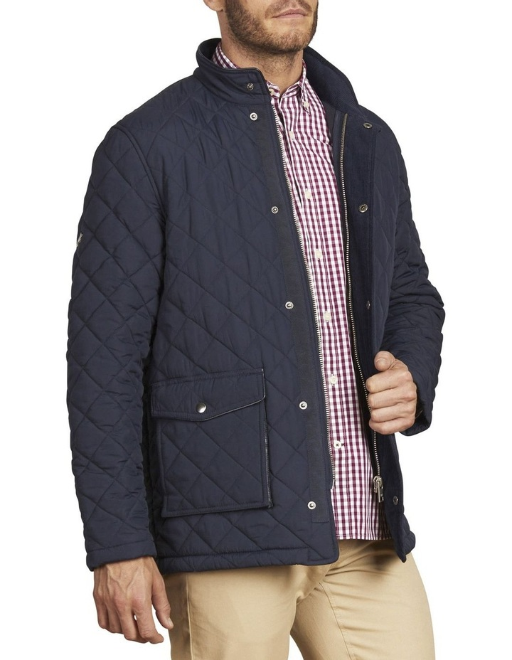 Signature Quilted Field Jacket image 1