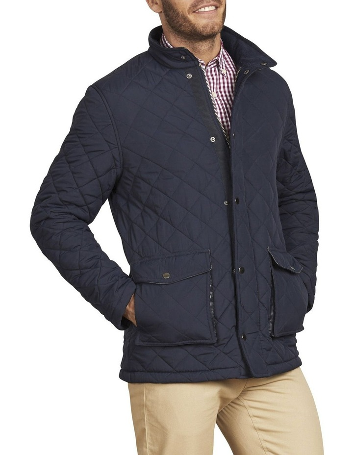 Signature Quilted Field Jacket image 2