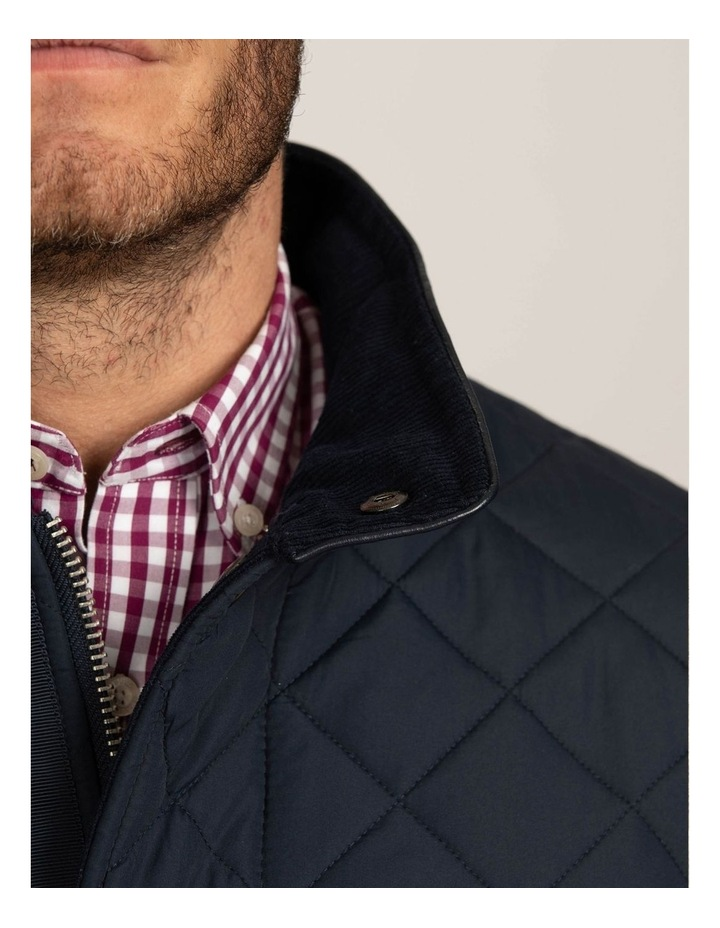 Signature Quilted Field Jacket image 4