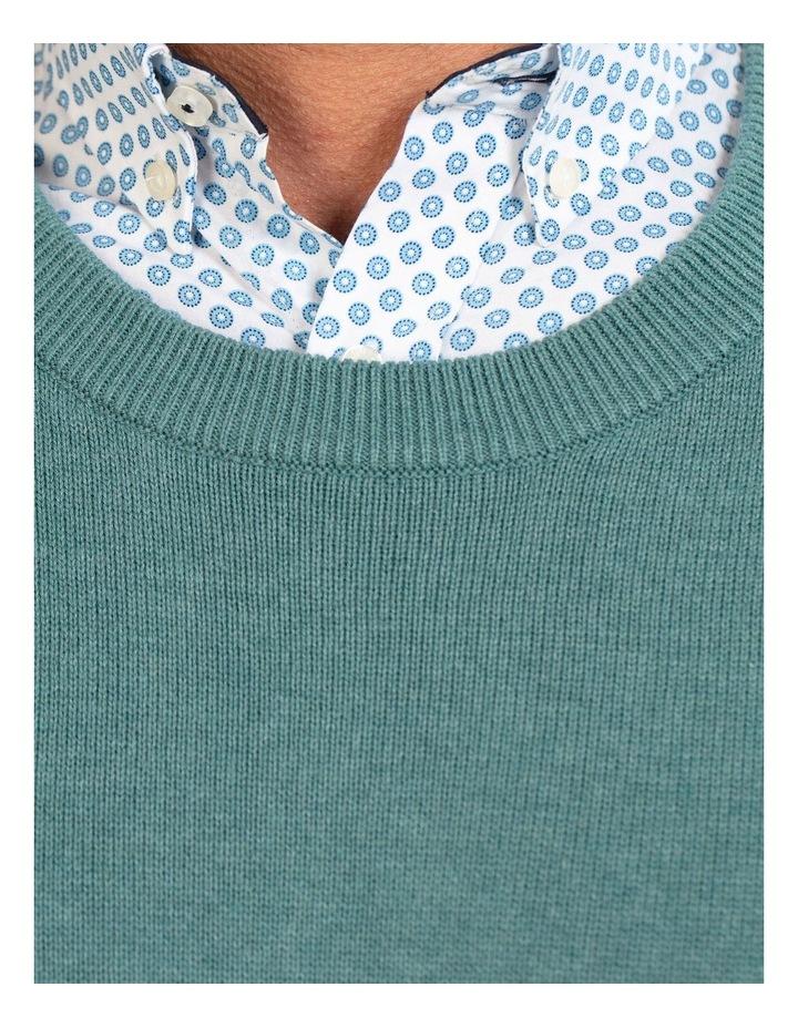 Signature Crew Neck Knit image 4