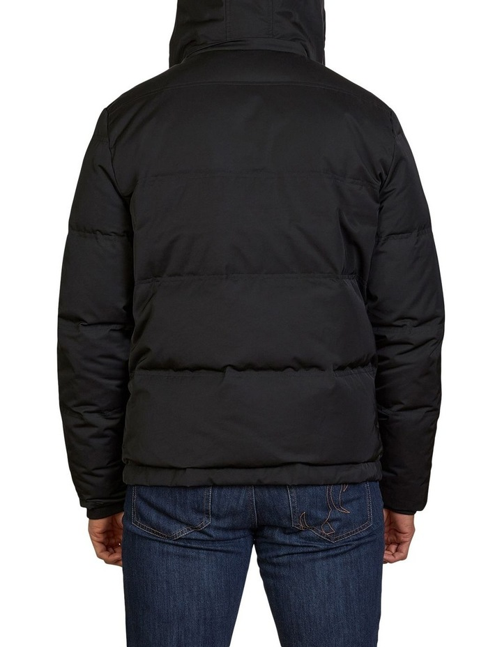 Hooded Puffer Jacket image 5