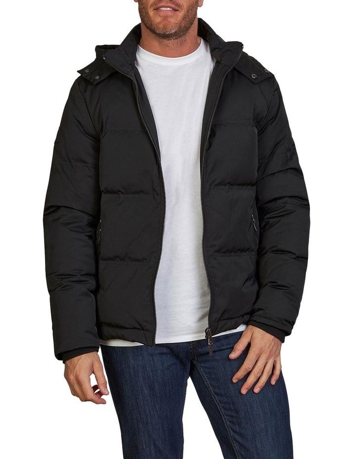 Hooded Puffer Jacket image 7