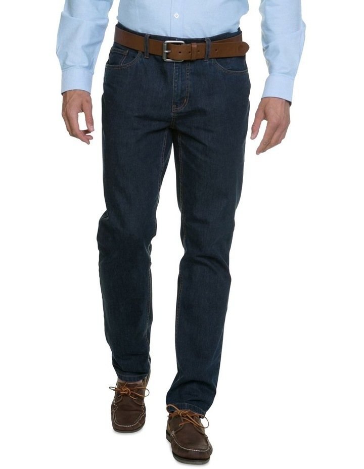 Signature Tapered Jeans image 1