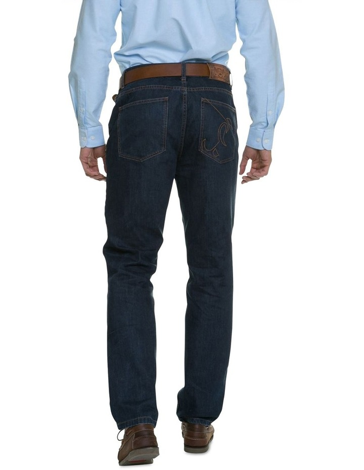 Signature Tapered Jeans image 2