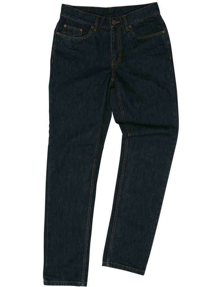 Signature Tapered Jeans image 3