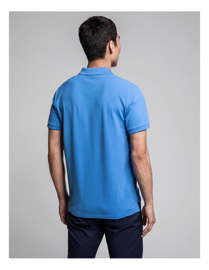 The Original Pique Short Sleeve Rugger Polo image 2