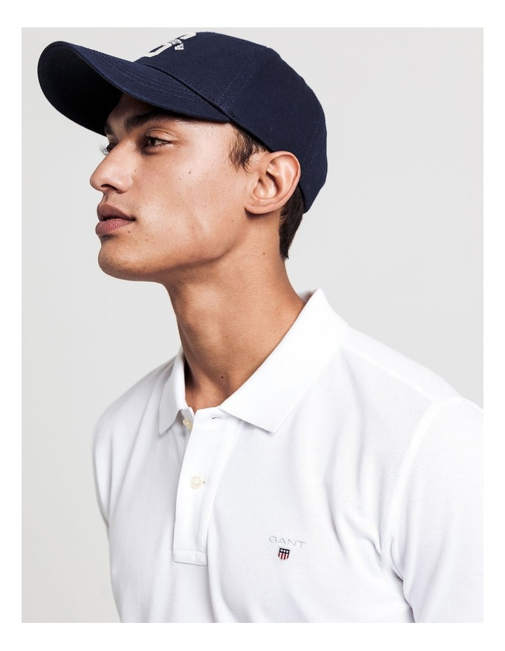 Solid Pique Rugger Polo image 3