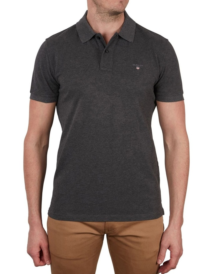 The Original Pique Short Sleeve Rugger Polo image 1