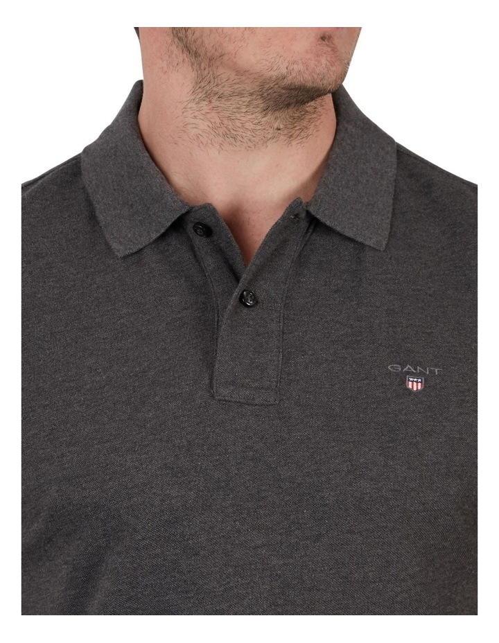 The Original Pique Short Sleeve Rugger Polo image 3