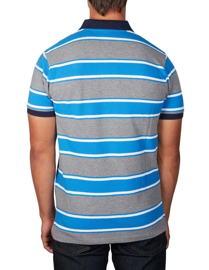 Bold Stripe Pique Polo image 2