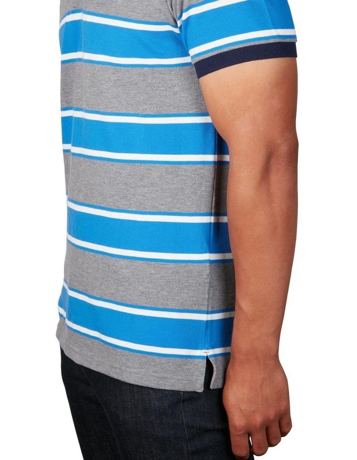 Bold Stripe Pique Polo image 3