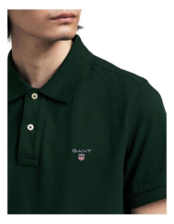 The Original Pique Short Sleeve Rugger Polo image 4