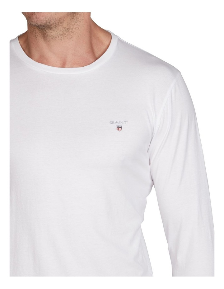 Solid Long Sleeve T-Shirt image 3