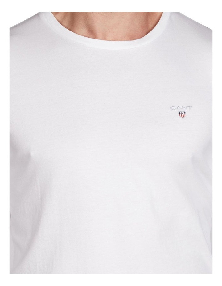 Solid Long Sleeve T-Shirt image 4