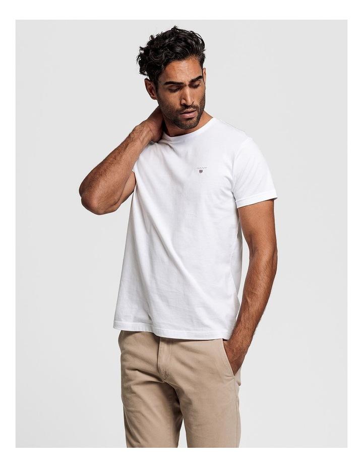 Solid Short Sleeve T-Shirt image 1
