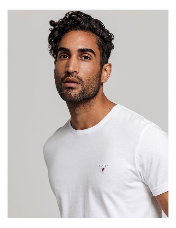 Solid Short Sleeve T-Shirt image 3