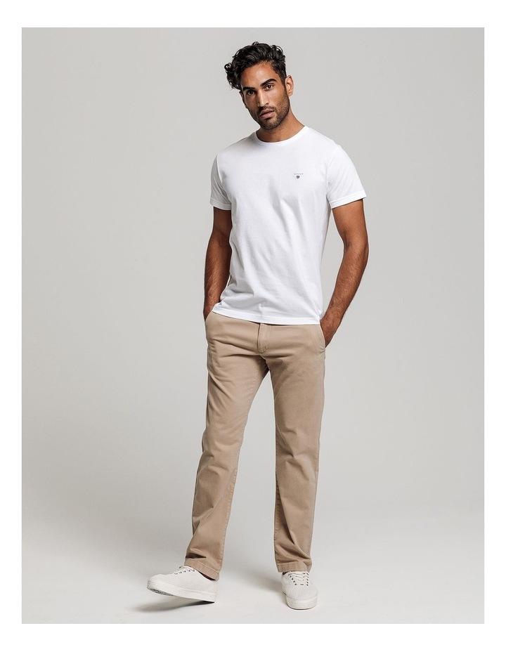 Solid Short Sleeve T-Shirt image 4