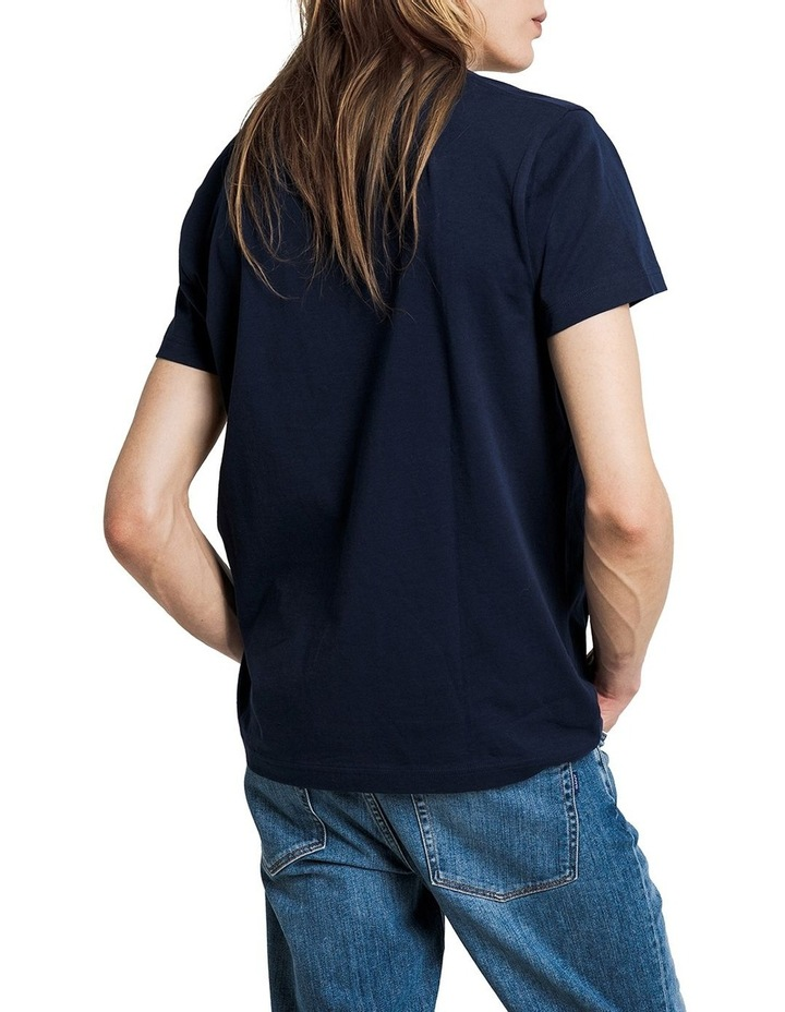 Solid Short Sleeve T-Shirt image 2