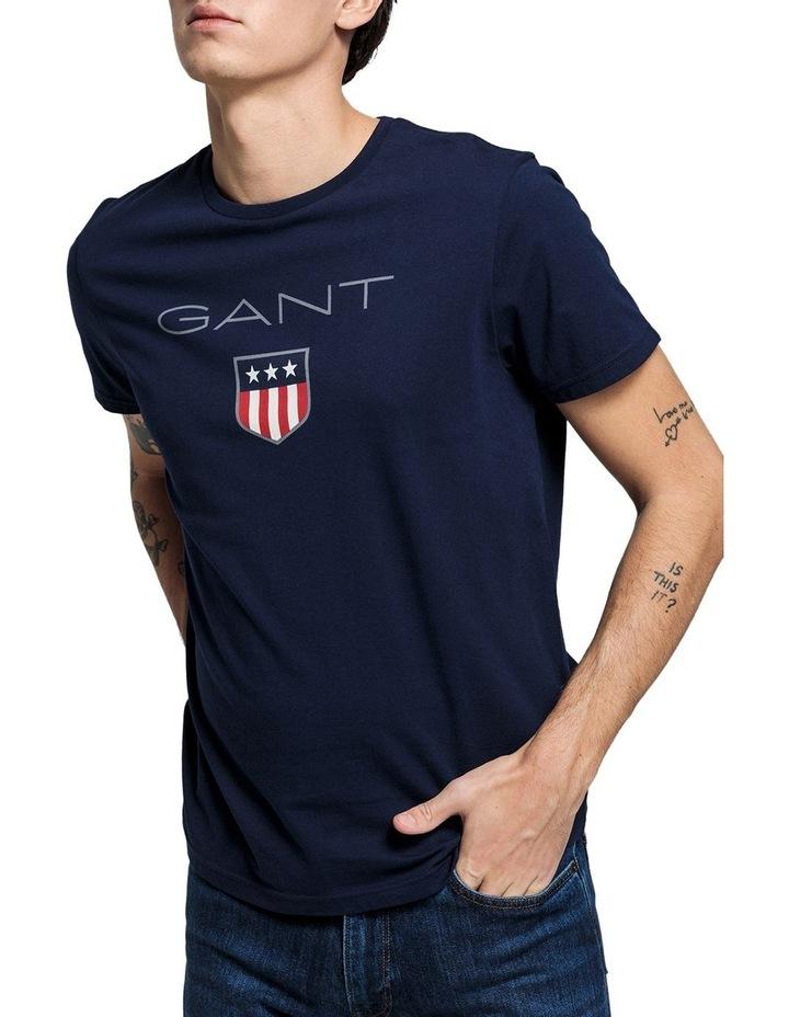 Shield Short Sleeve T-Shirt image 1