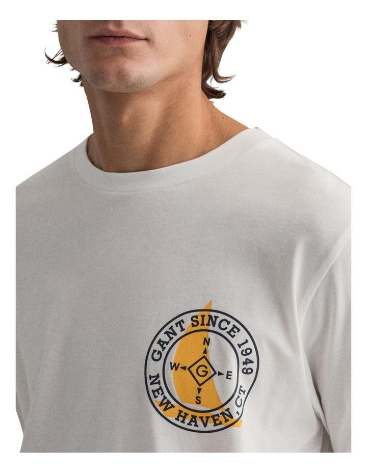 Natutical Long Sleeve T-Shirt image 4