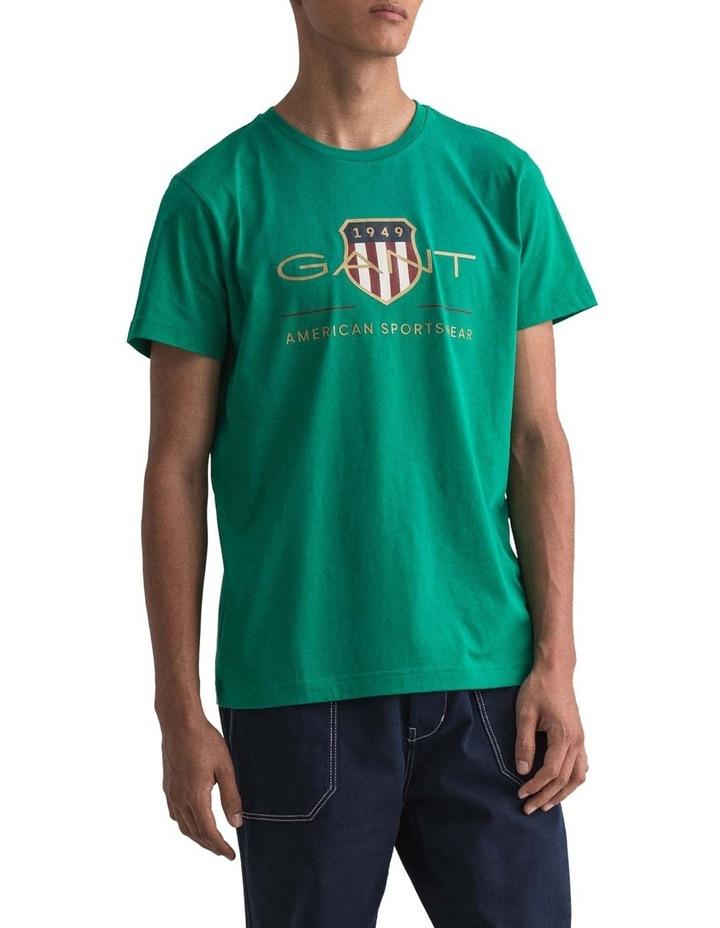 Archive Shield Short Sleeve T-Shirt image 1