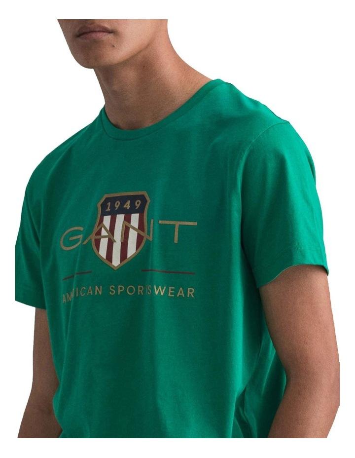 Archive Shield Short Sleeve T-Shirt image 4