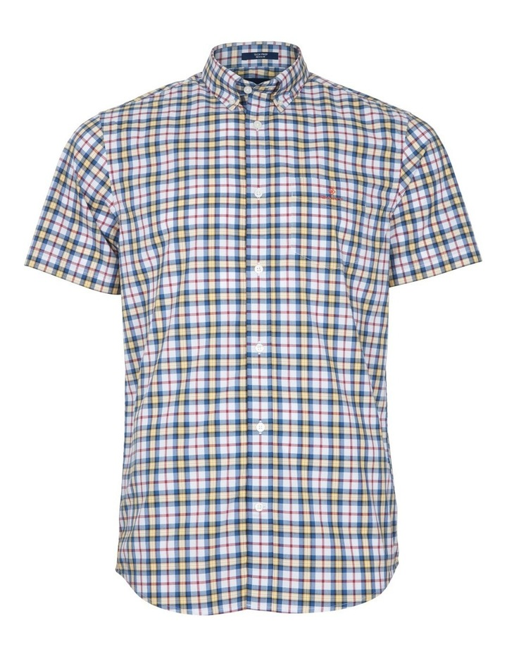 Multi Check Short Sleeve Shirt image 1