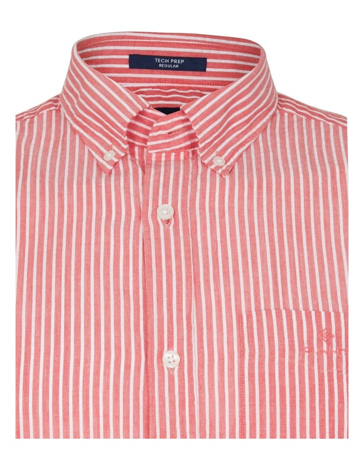 Seersucker Stripe Short Sleeve Shirt image 3