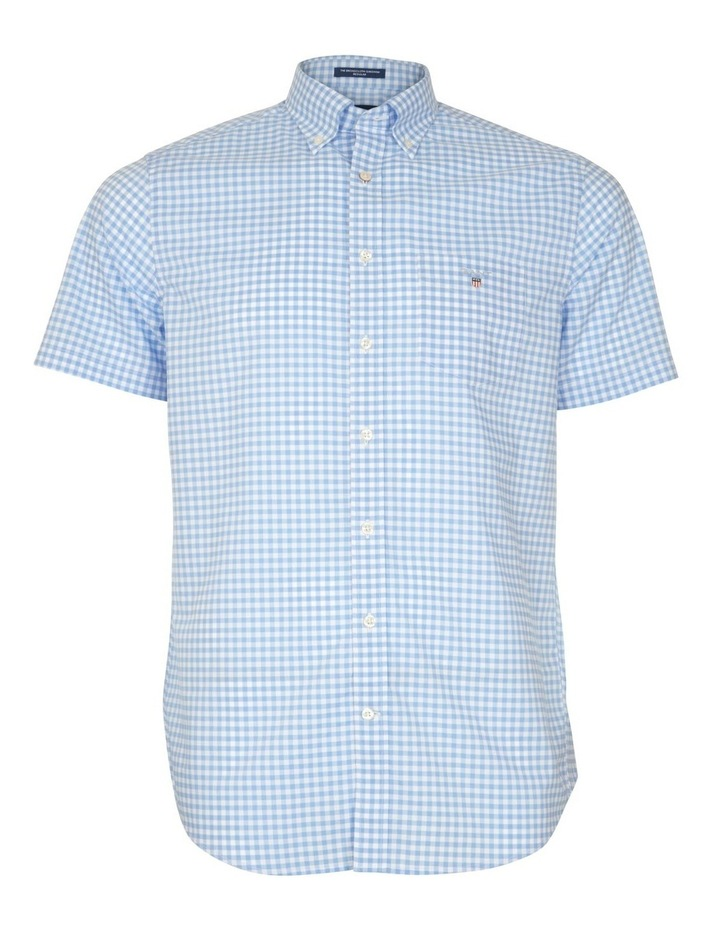 The Broadcloth Gingham Short Sleeve Shirt image 1