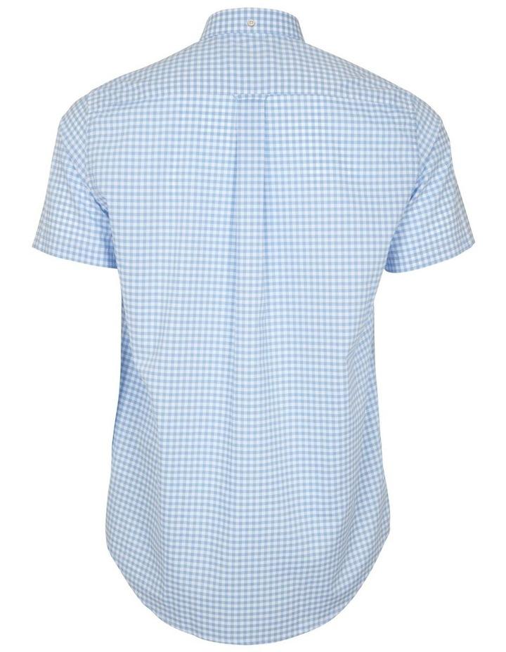 The Broadcloth Gingham Short Sleeve Shirt image 2