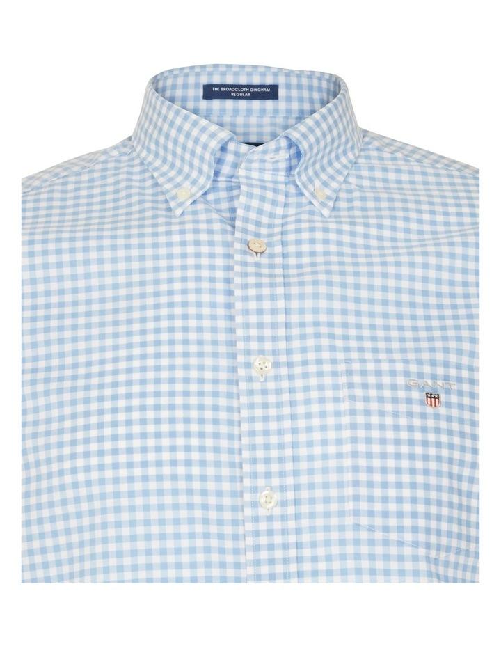 The Broadcloth Gingham Short Sleeve Shirt image 3